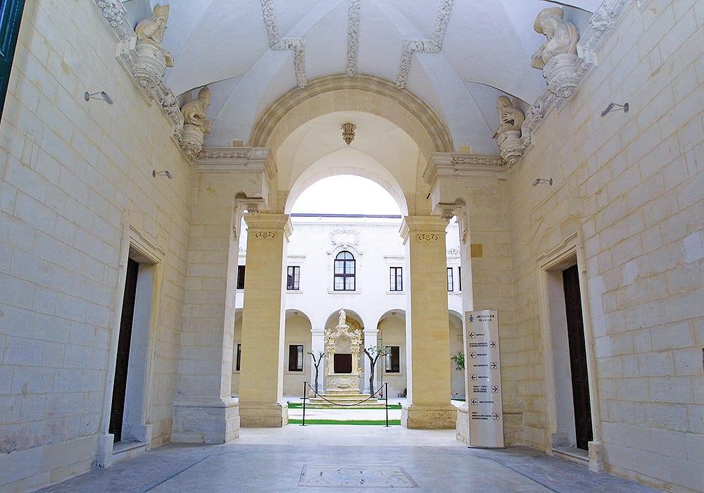 ingresso Museo Diocesano Lecce