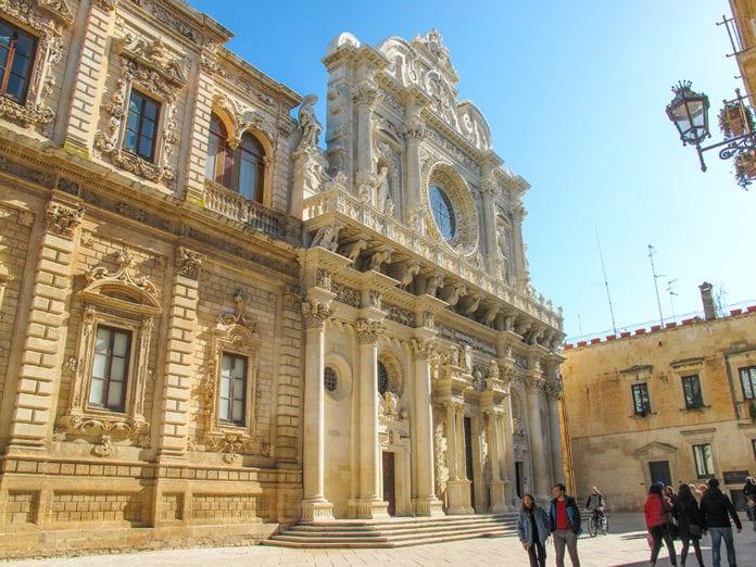Lecce_Basilica_di_Santa_Croce