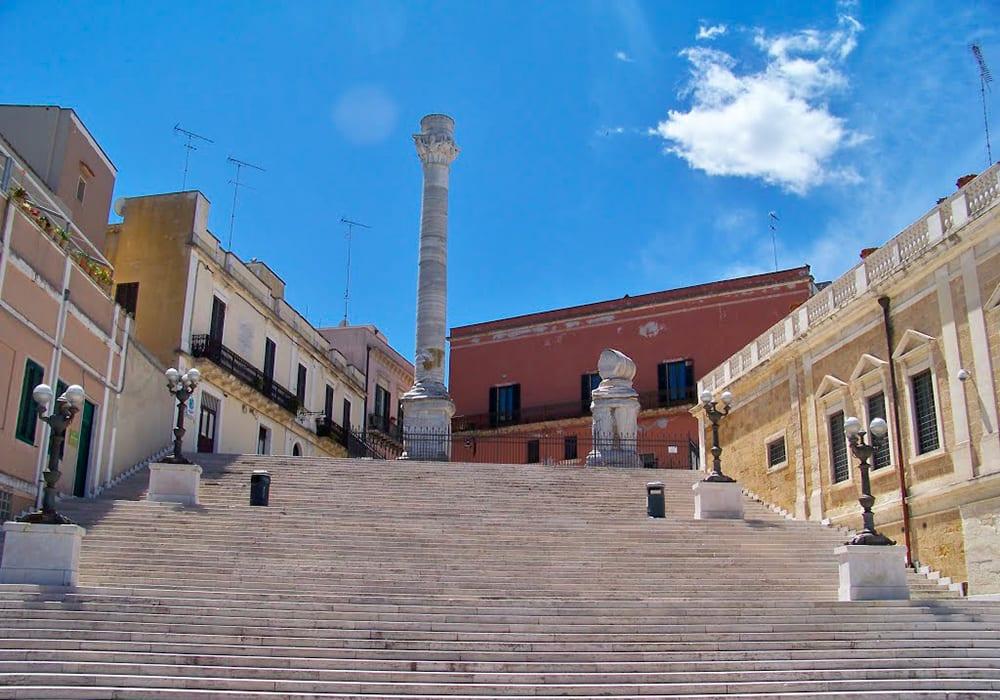 Le colonne romane di Brindisi