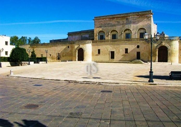 Il palazzo marchesale di Botrugno