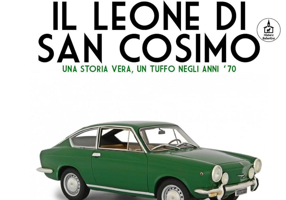 Il leone di San Cosimo
