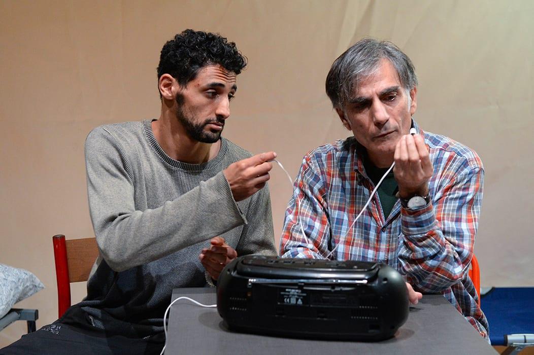 Mario e Saleh