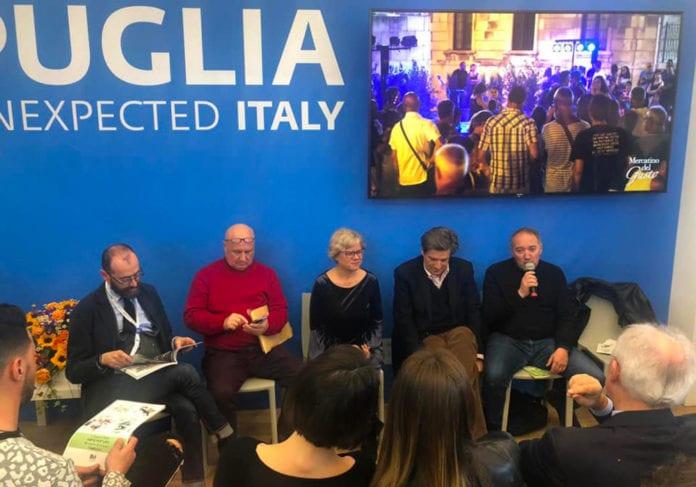 Un'immagine della conferenza stampa di presentazione