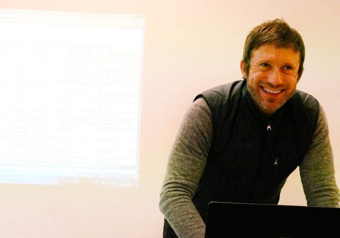 Il professore Omar Gelo