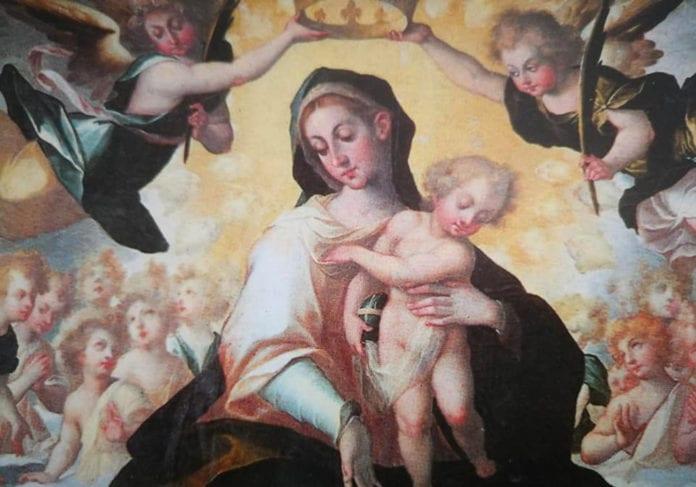 La Madonna col Bambino di Gian Domenico Catalano