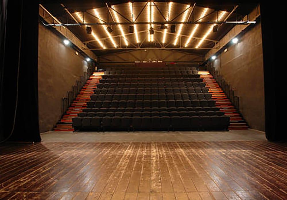Il teatro Koreja