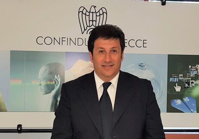 Roberto Marti, presidente Piccola Industria Confindustria Lecce