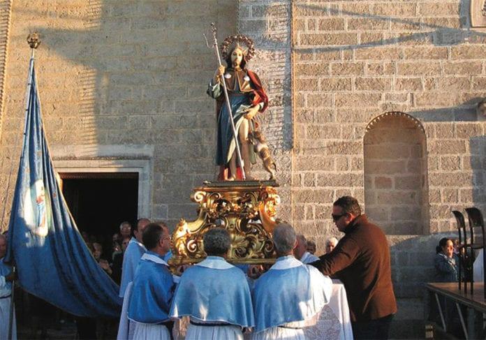 La festa di San Rocco a Torrepaduli